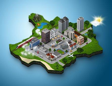 city 3041803 by BUMIPUTRA, pixabay