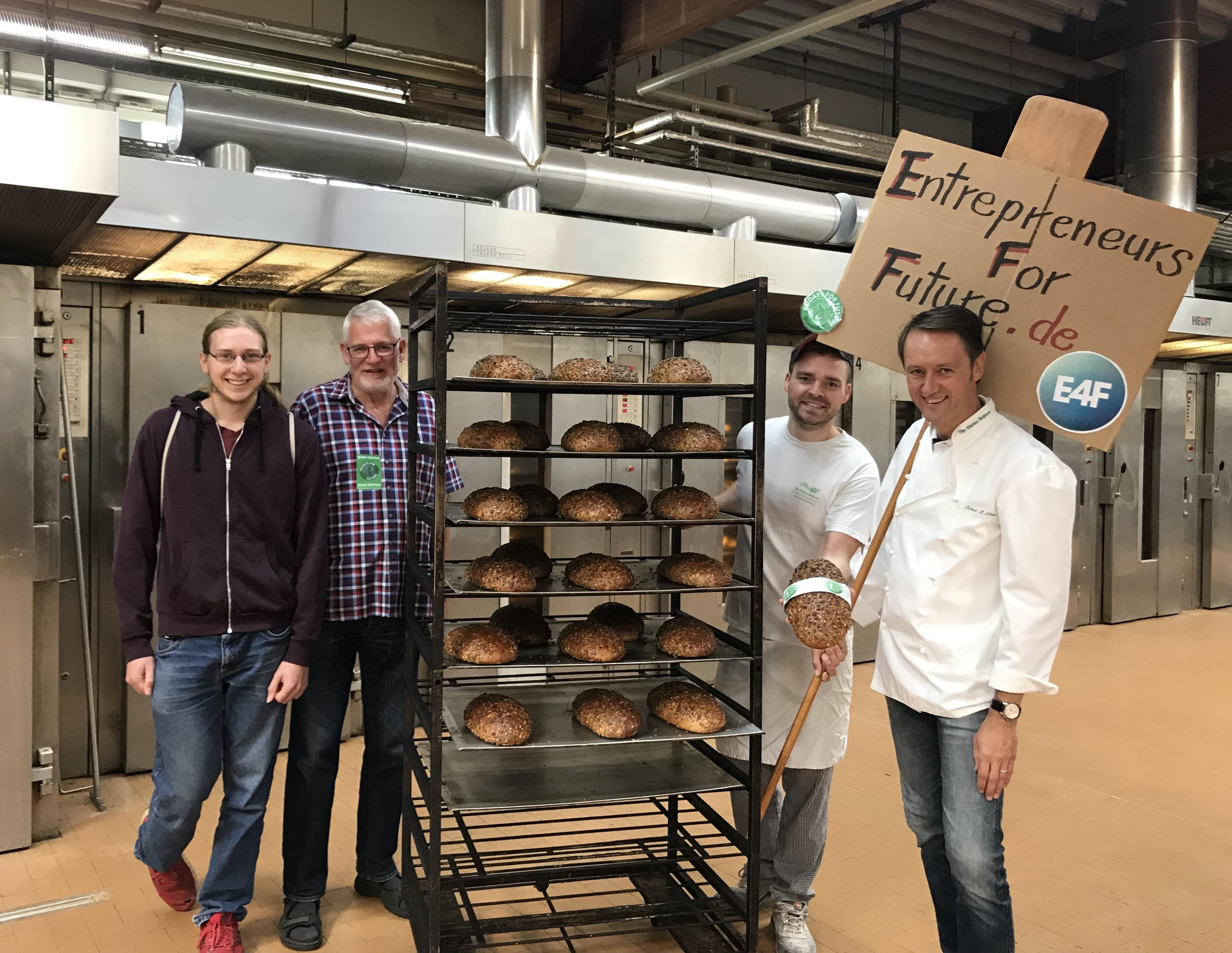 Bäckerei Schüren - Entrepreneur4Future