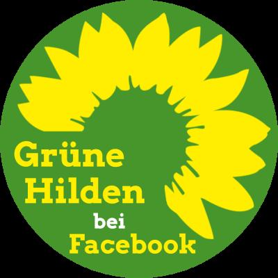 Grüne Hilden bei facebook